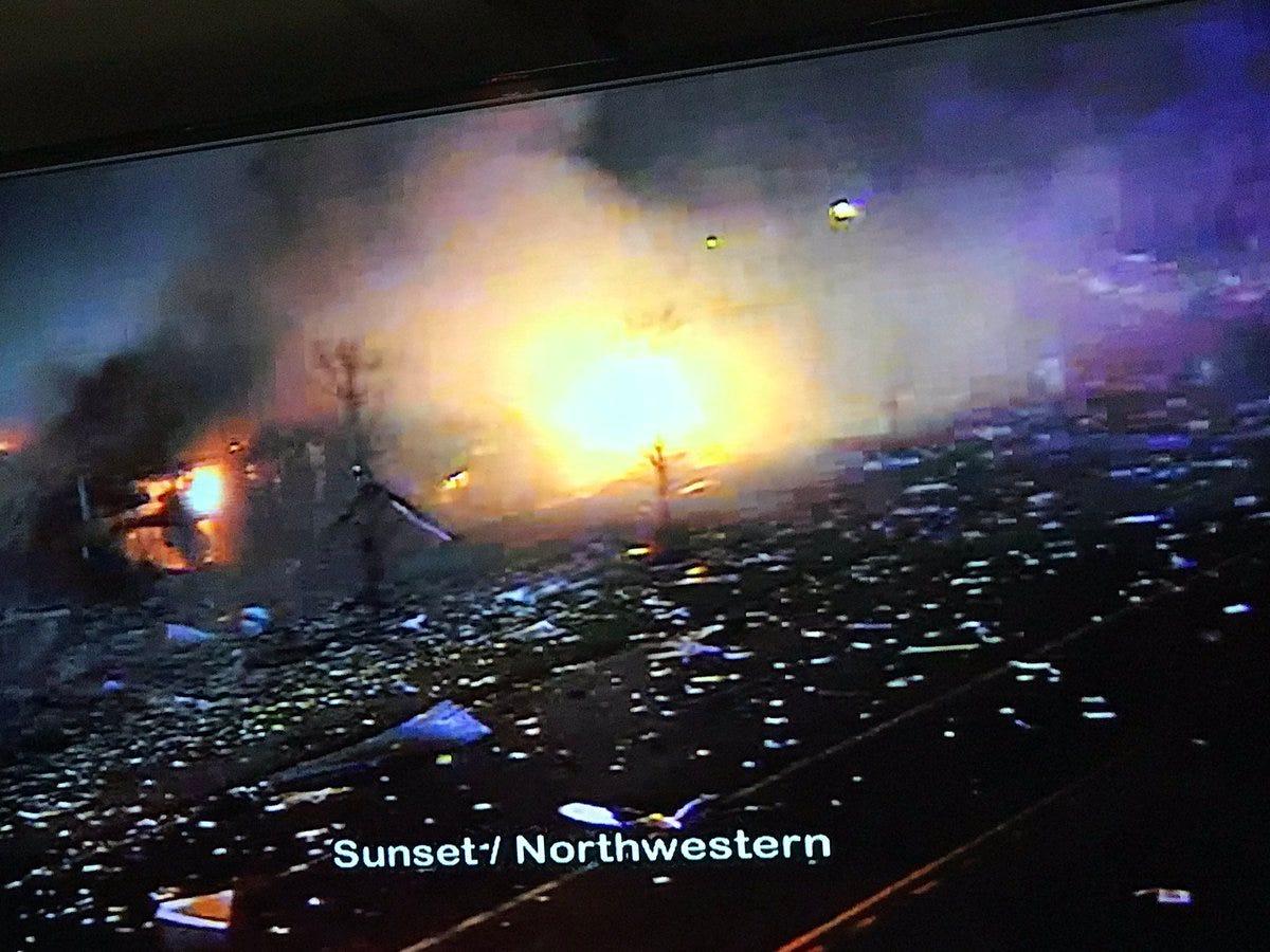 1 dead, 2 missing in massive Illinois plant explosion felt 20 miles away