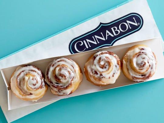 Cinnabon has a freebie for National Nurses Week.