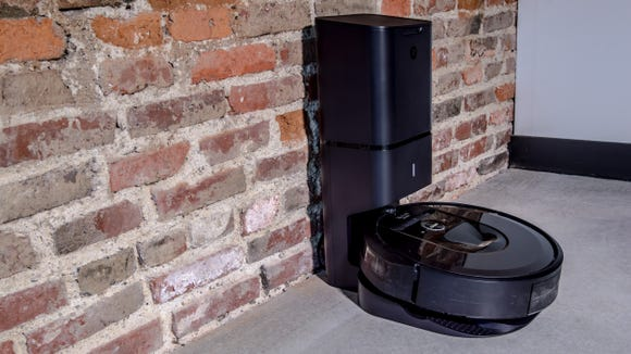 Get the iRobot Roomba i7+ on sale for its lowest price ever.