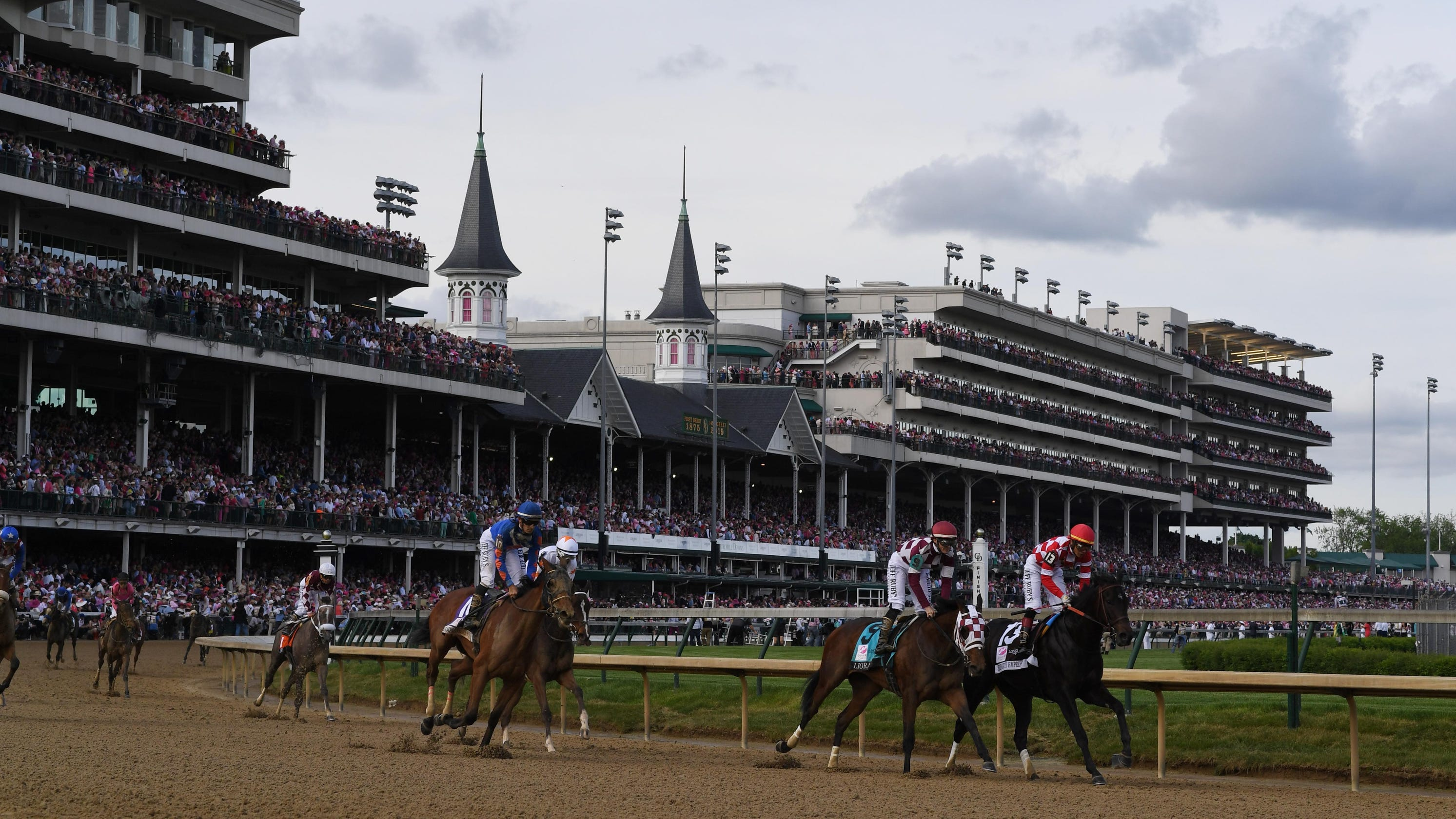 Kentucky Derby 2019 Post Time Odds Tv Channel