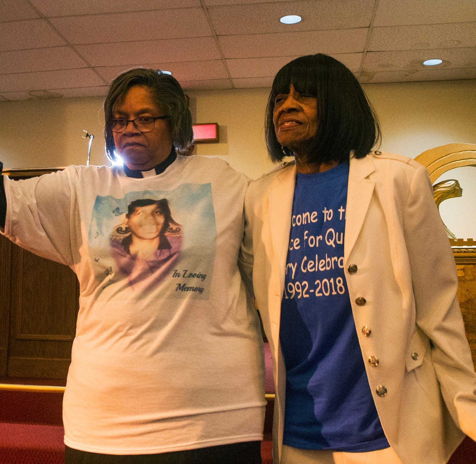 Quiana Dees murder: Community celebrates arrest of suspect, 27 years after girl's killing