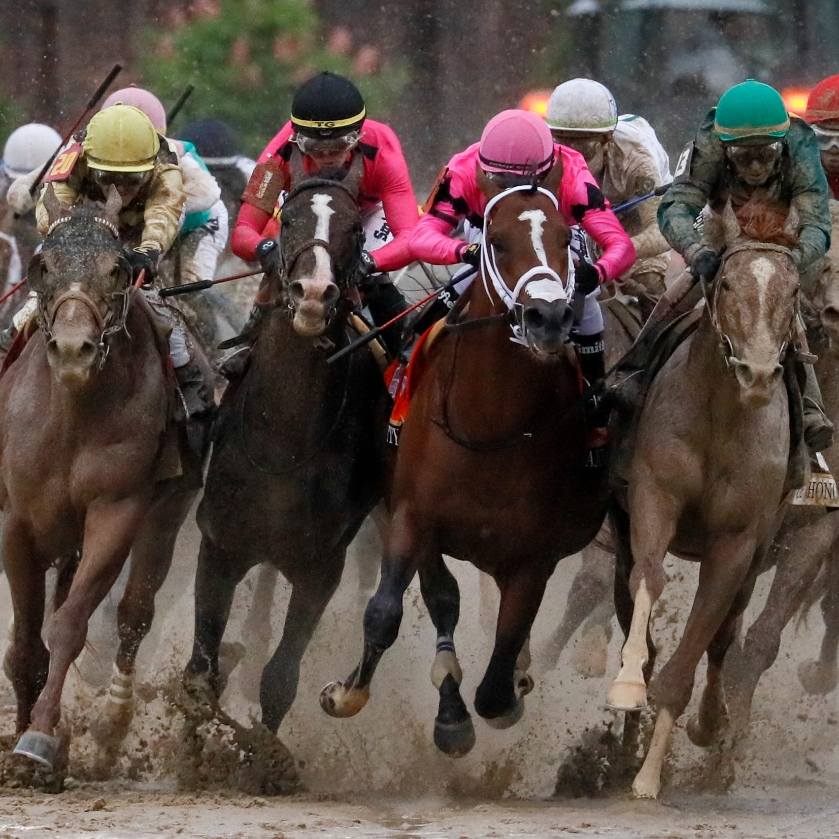 Maximum Security owner offers $20 million challenge for Kentucky Derby rematch