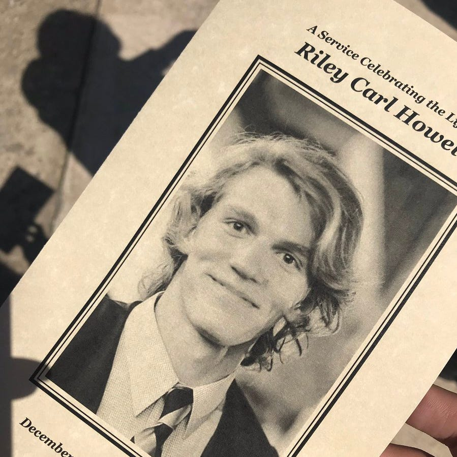 Riley Howell Foundation Fund established to help WNC families impacted by gun violence