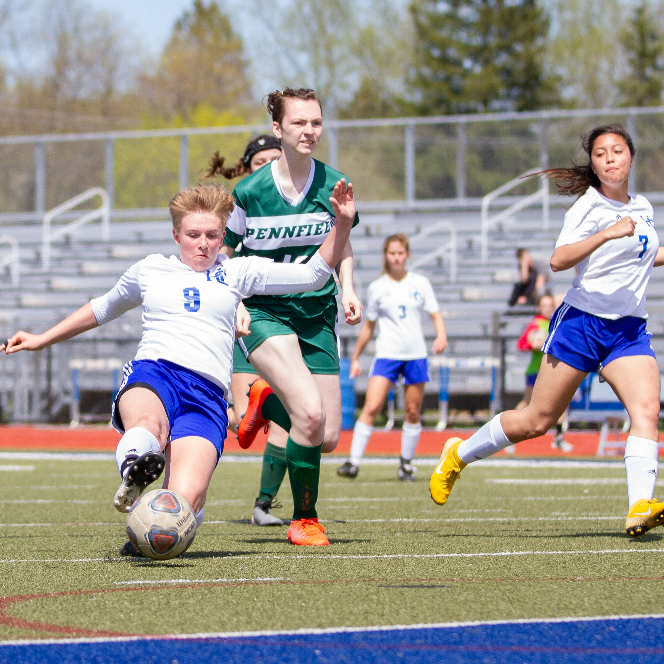 Harper Creek gets revenge with win over Pennfield in All-City soccer final