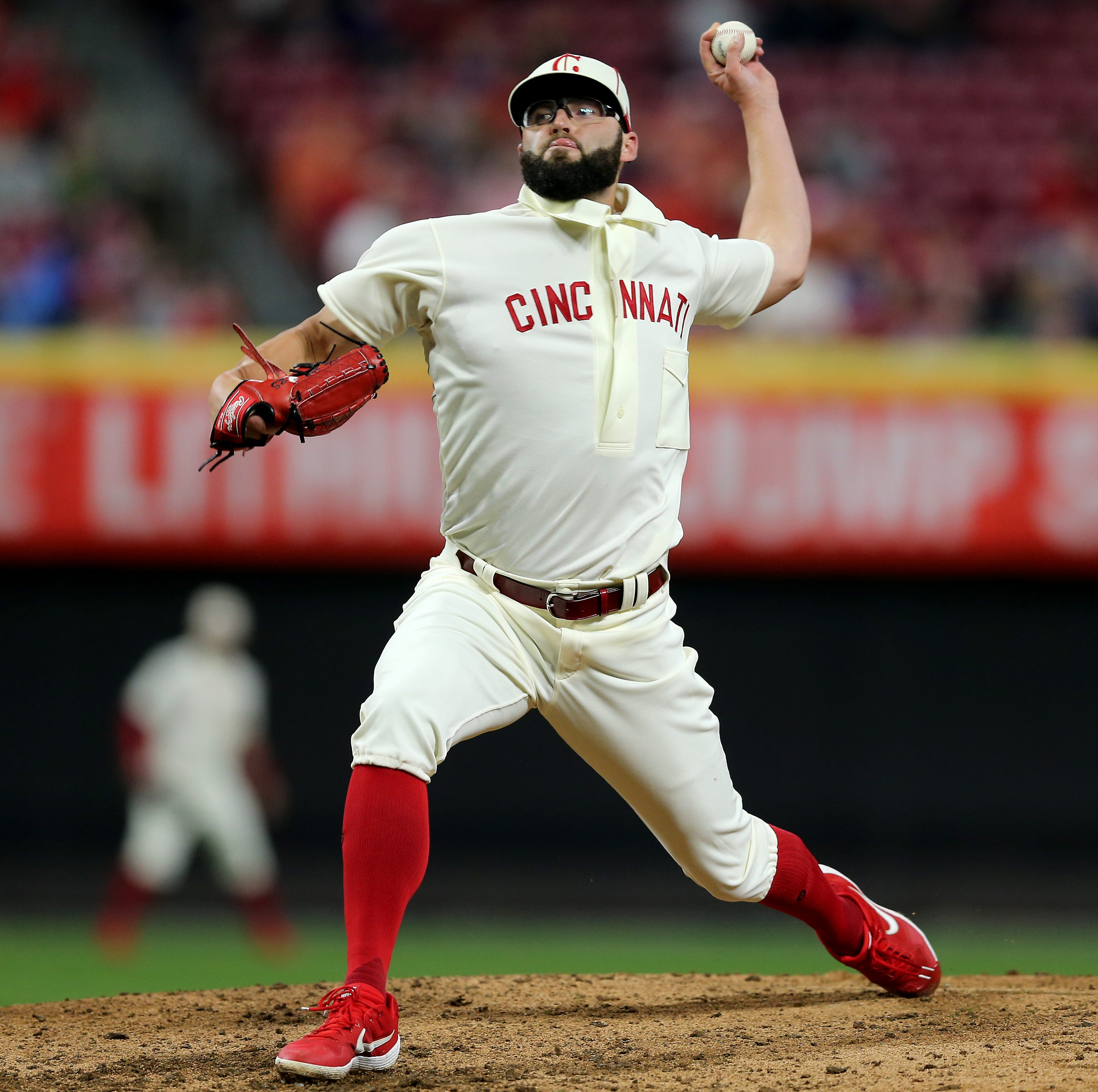 Cincinnati Reds add lefty Cody Reed to the bullpen before Los Angeles Dodgers series