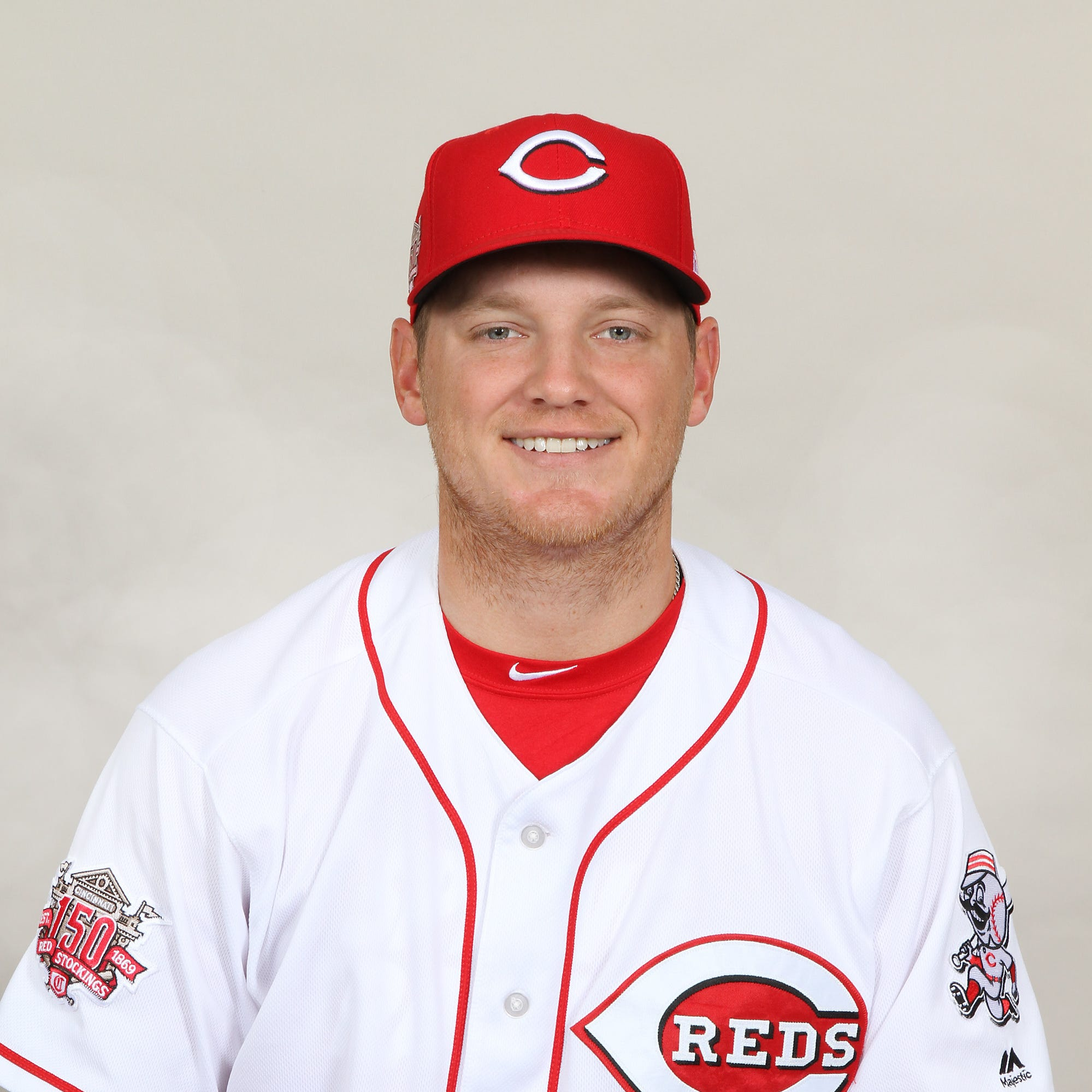 Cincinnati Reds call up hot-hitting Josh VanMeter from Triple-A, option Cody Reed