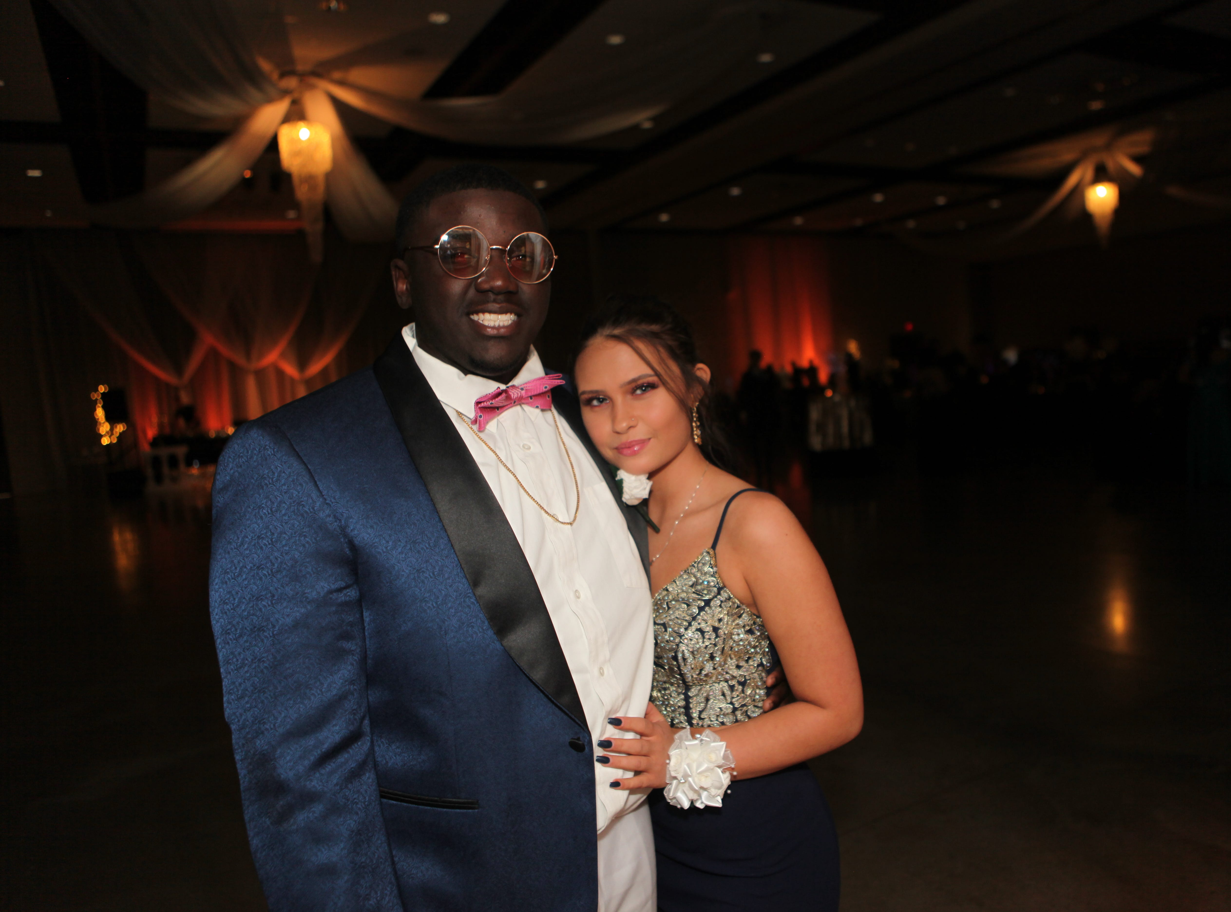 West Creek High School held Prom 2019 on Saturday, May 4, 2019.