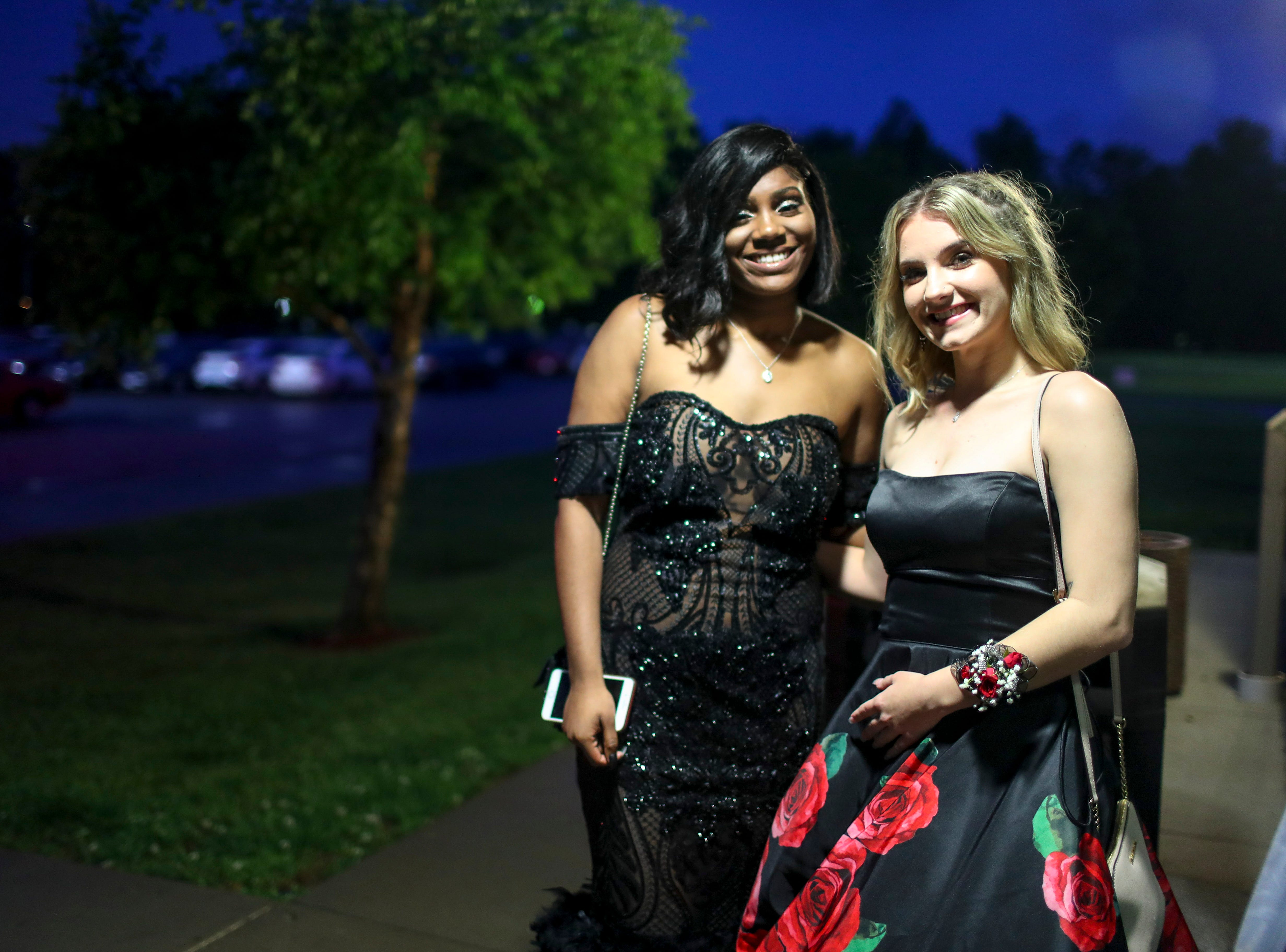 """Hundreds of students from Kenwood High School celebrated their 2019 prom themed """"Cherish the Moment"""" at Valor Hall in Oak Grove, KY., on Saturday, May 4, 2019."""