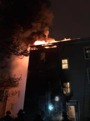 Fire officials are continuing to investigate an early morning fire at 118 State Street on Sunday.