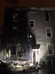 Fire officials are continuing to investigatean early morning fire at 118 State Street on Sunday.
