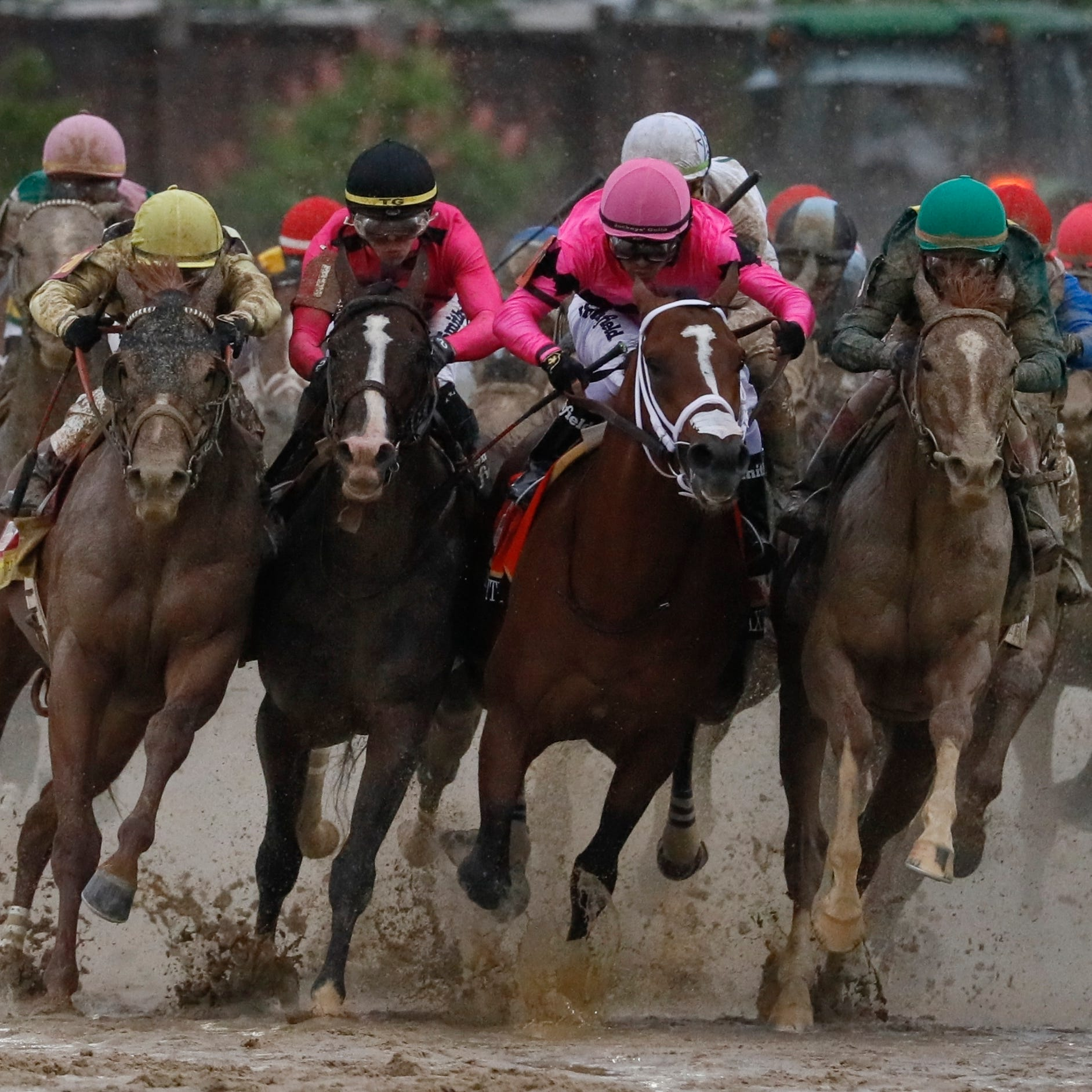 In a stunner, Country House wins Kentucky Derby via disqualification