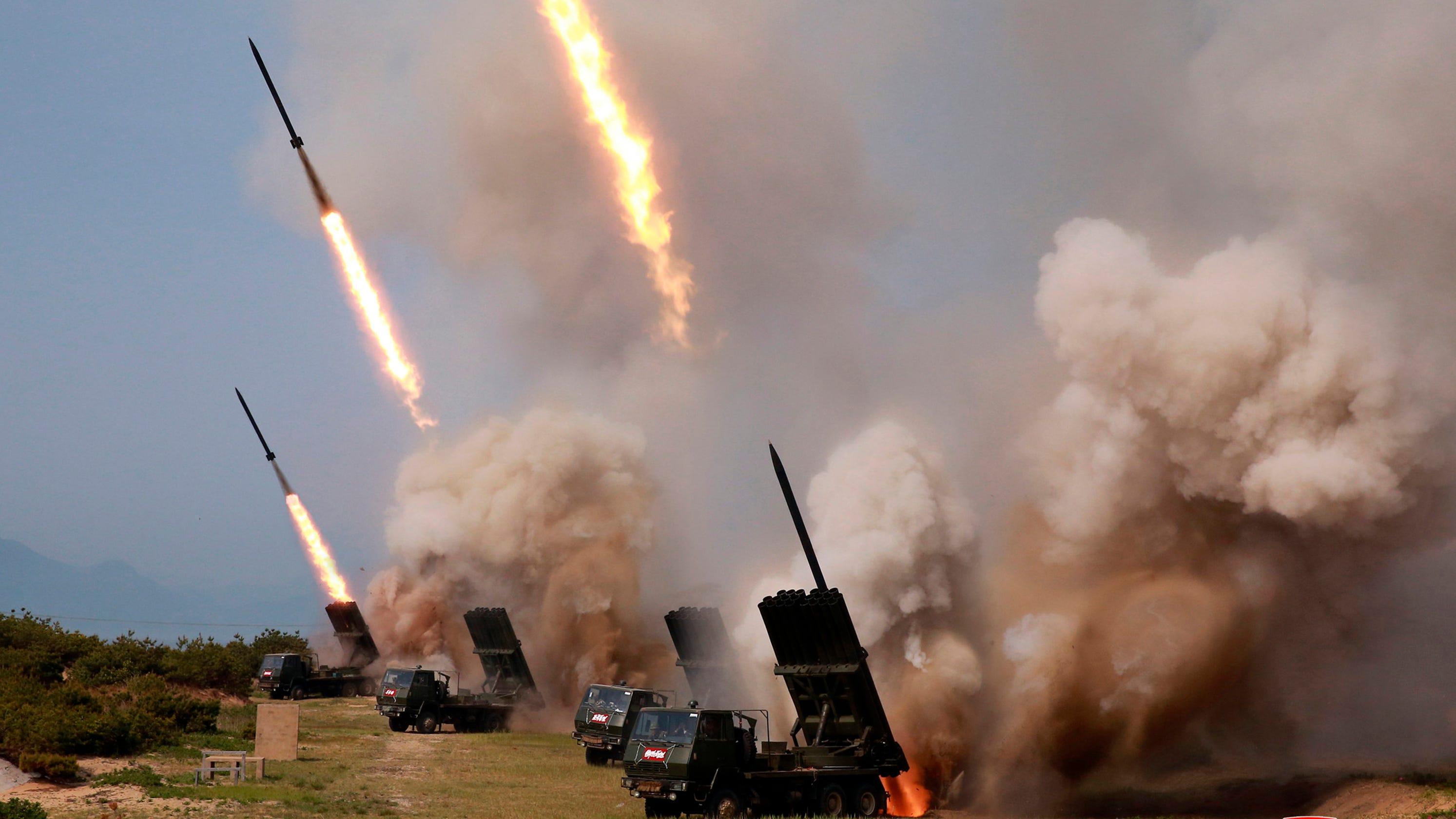 U.S. Secretary Of State: North Korean Missiles 'didn't