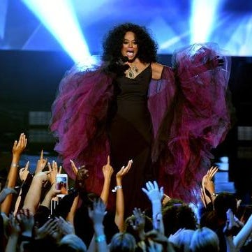 Diana Ross feels 'violated' by airport screener