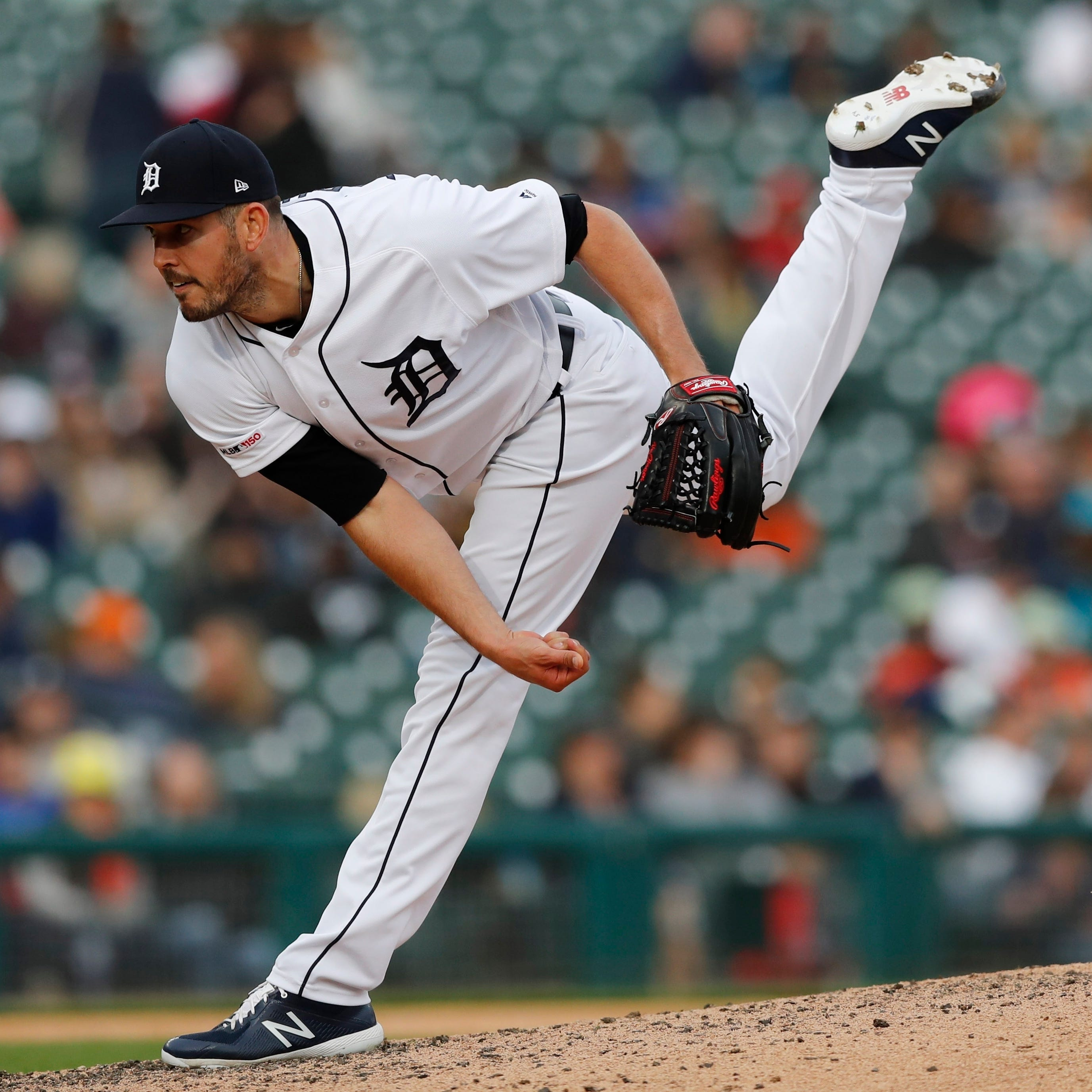 'Maybe a change of scenery will do him good': Tigers DFA Drew VerHagen