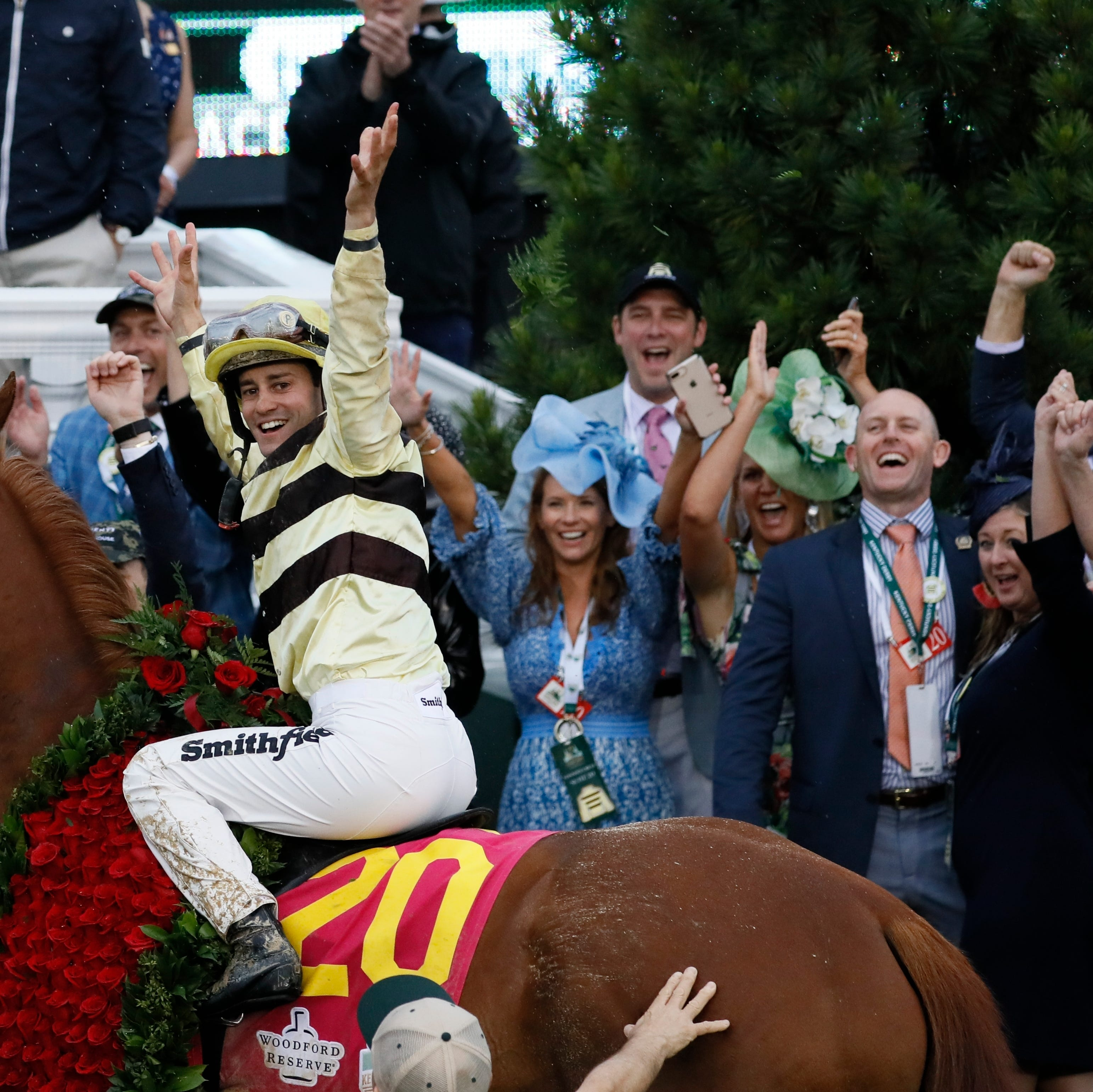 Kentucky Derby winner Country House joins Maximum Security in skipping Preakness