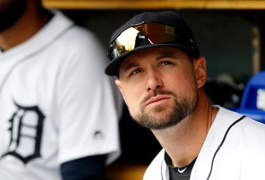 Tigers shortstop Jordy Mercer
