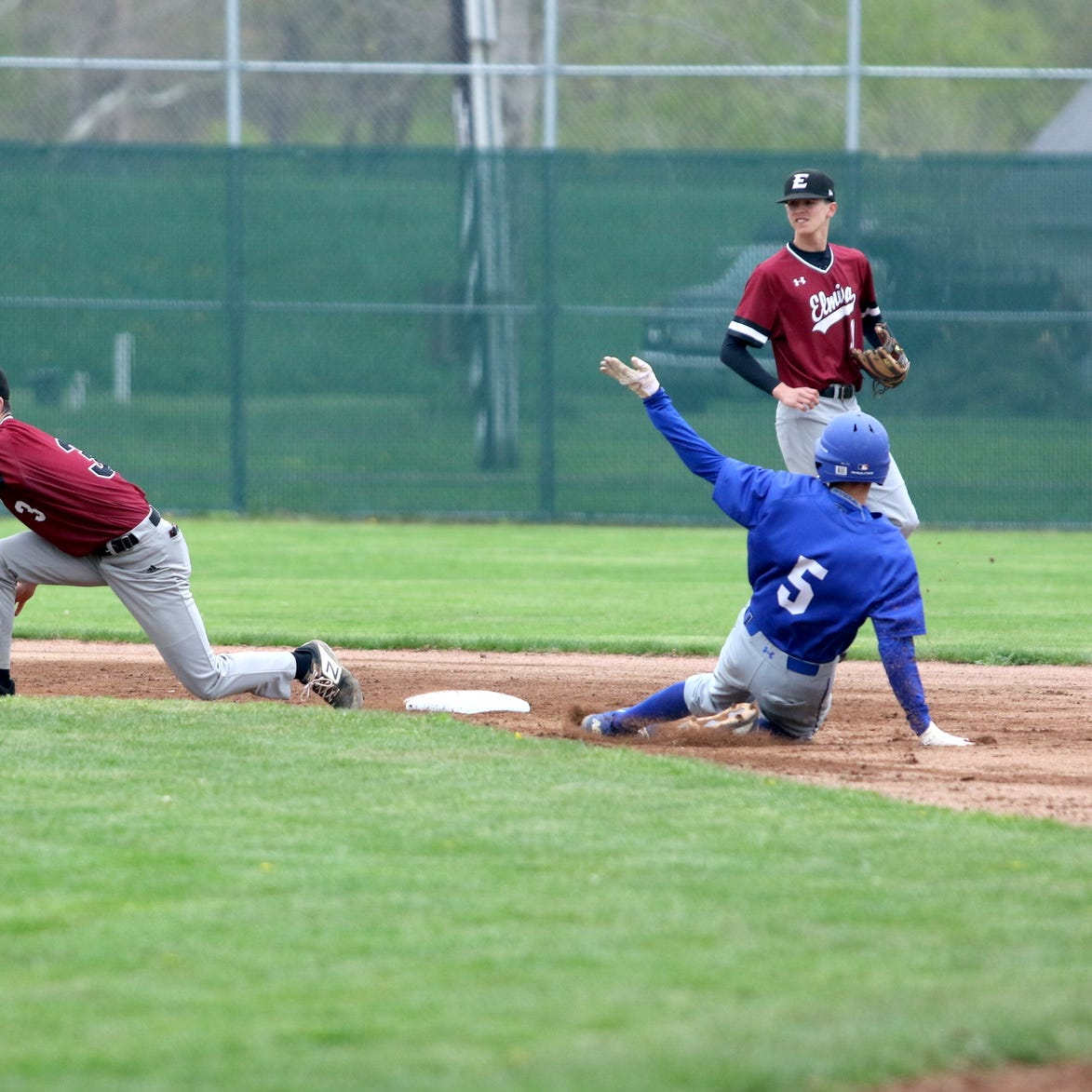 Horseheads baseball team takes two from Elmira
