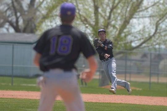The Fort Collins baseball team hosts Monarch on Monday.