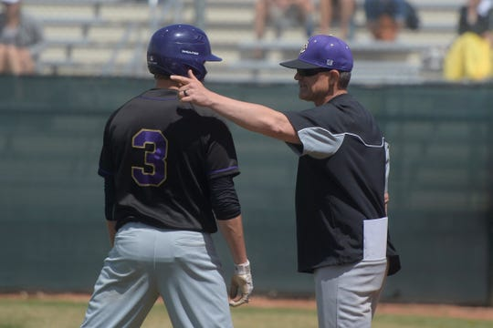 The Fort Collins baseball team hosts Poudre at 1 p.m. Saturday.