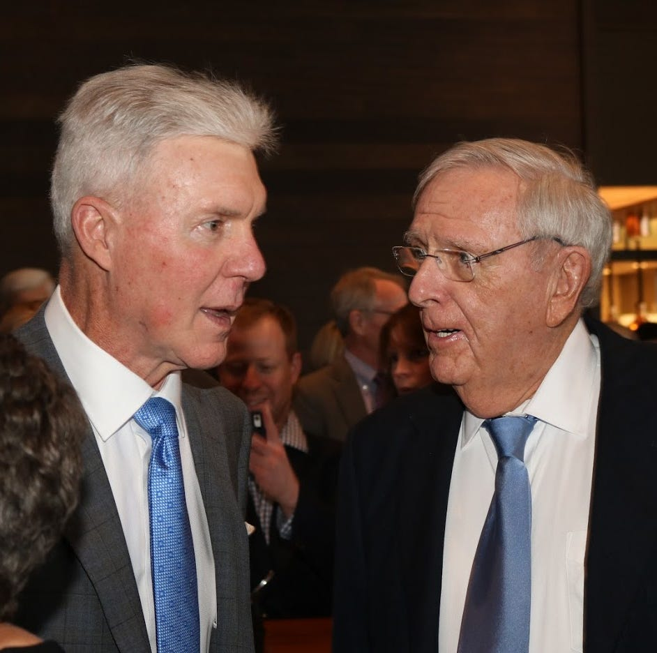 Ted Thompson to Packers Hall of Fame gathering: 'I'm just a scout'