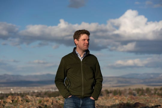 Raph Graybill will announce his campaign for attorney general of Montana in Great Falls Wednesday.