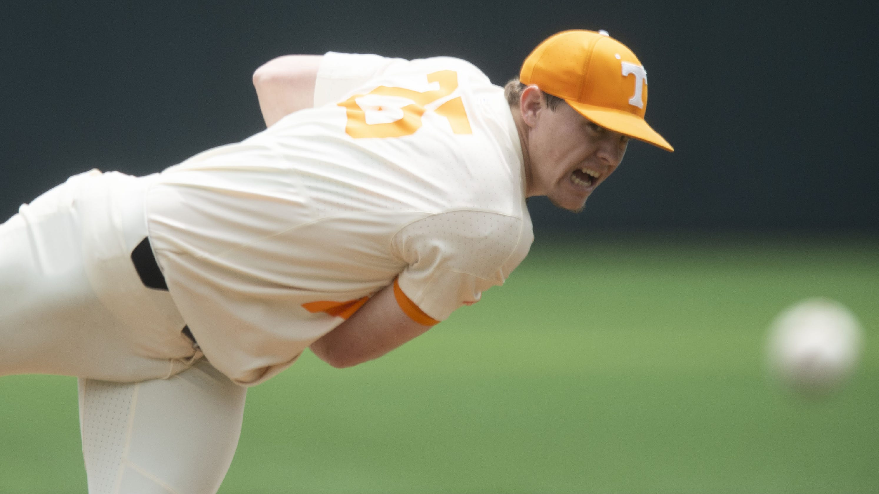 Tennessee Baseball: Zach Linginfelter Inconsistent Against