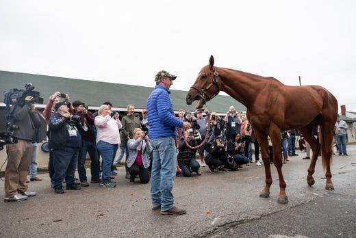 Kentucky Derby winner Country House likely won't race again in 2019