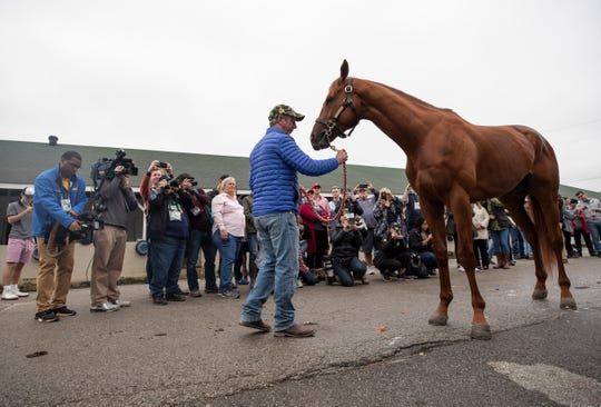 Kentucky Derby winner Country House will not race in the Preakness Stakes.