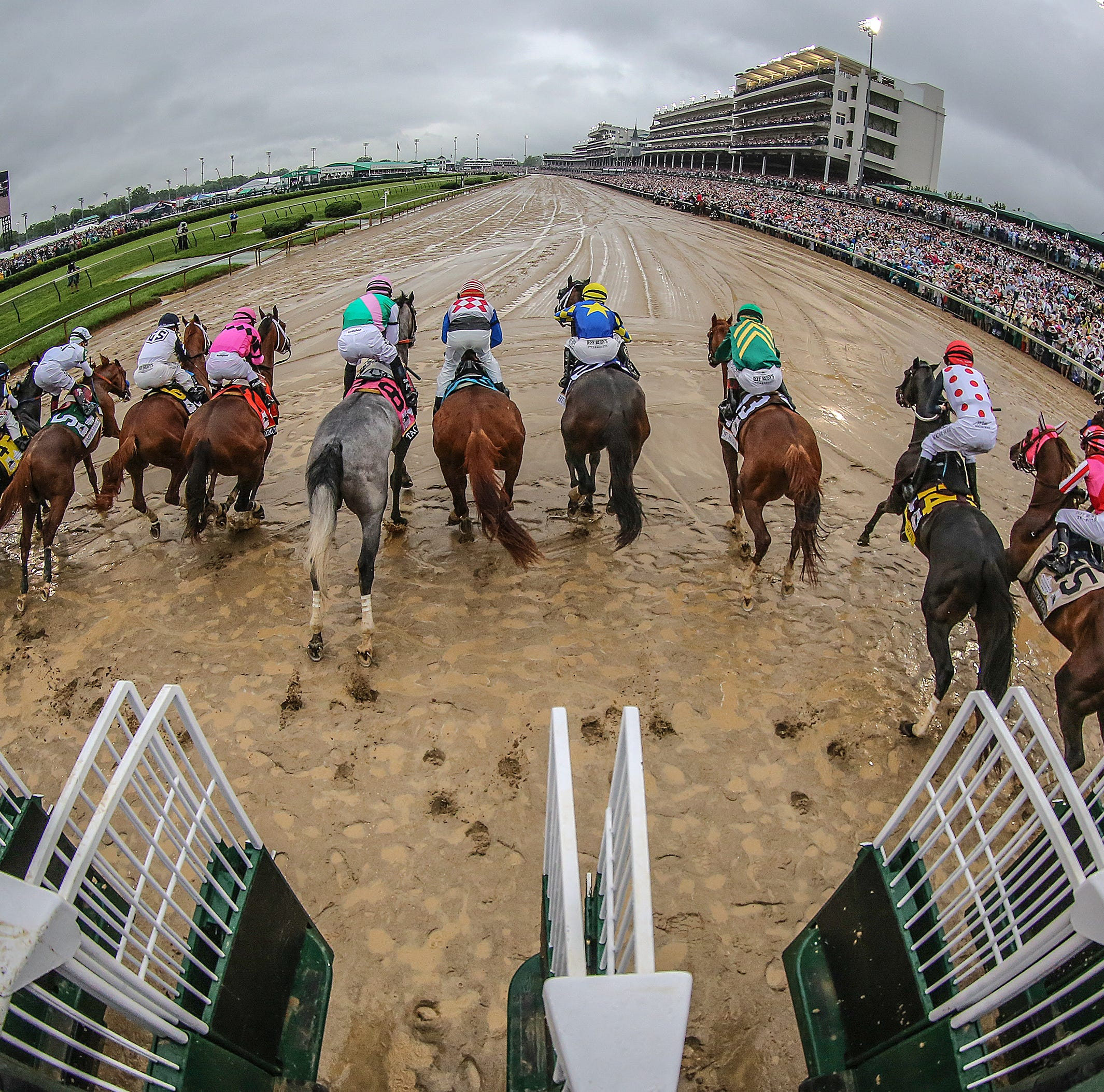 Is it time for the Kentucky Derby to stop running 20 horses?