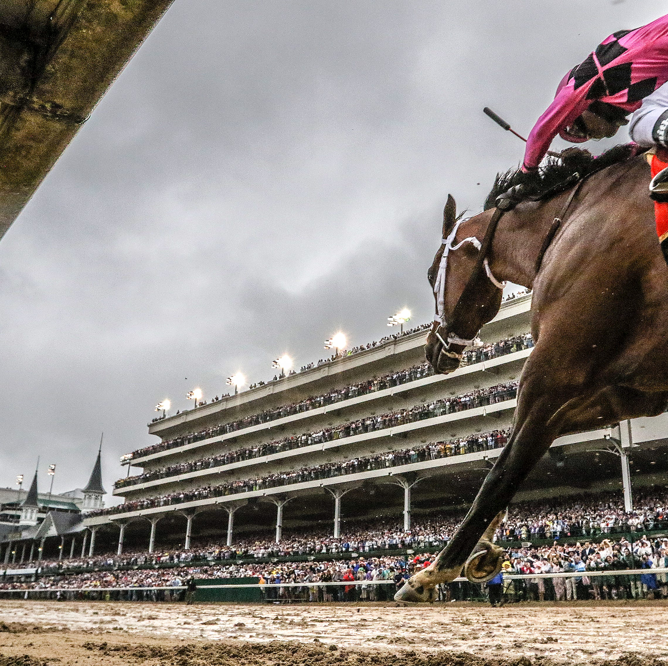Kentucky Derby disqualification call: There's disconnect between horse racing and fans