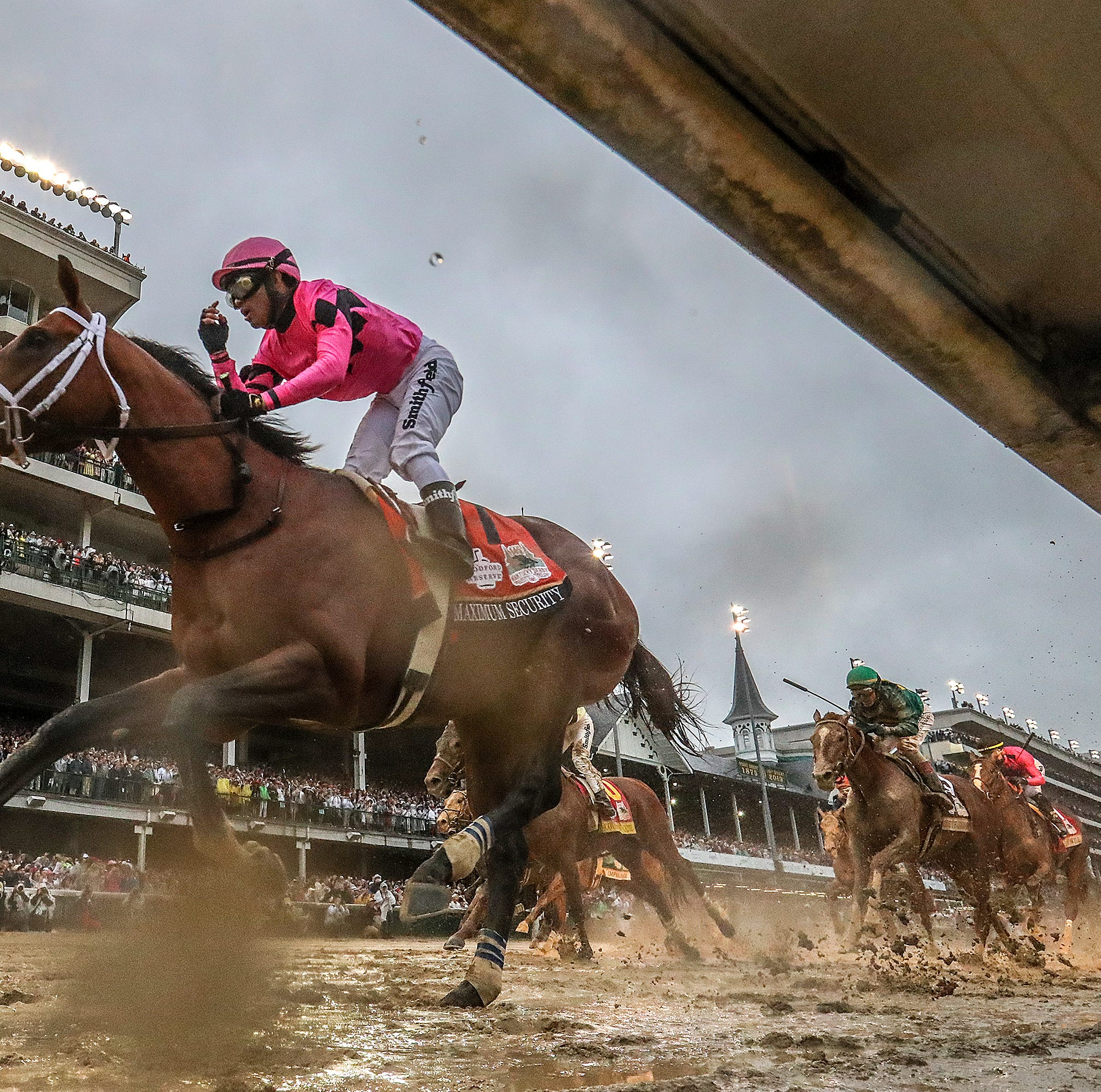 How Maximum Security's Kentucky Derby disqualification affects his stud value