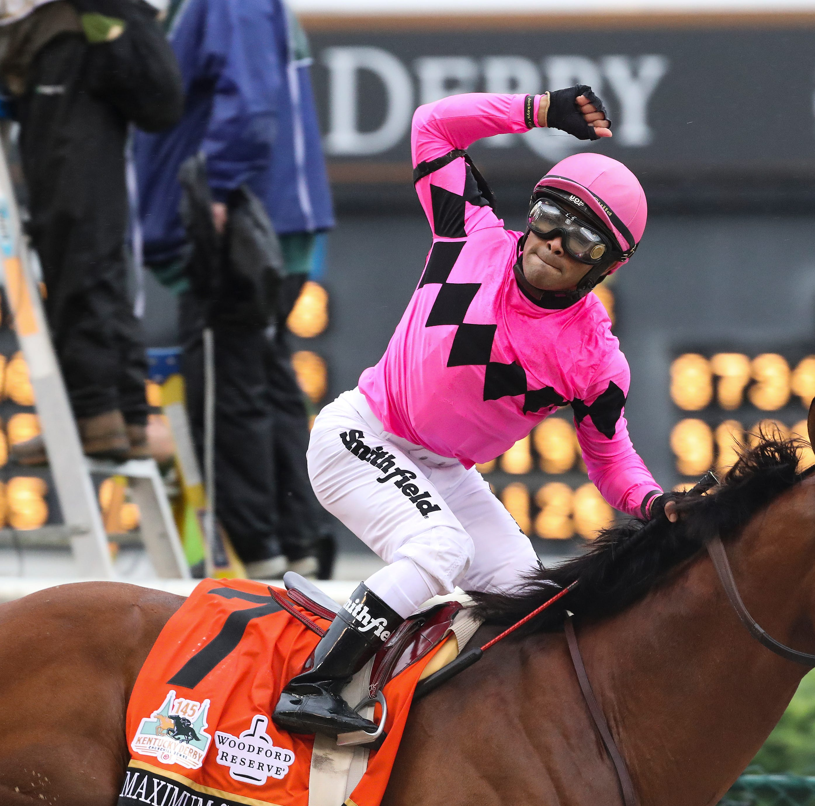 Maximum Security owner plans Derby appeal, says disqualified horse won't run in Preakness