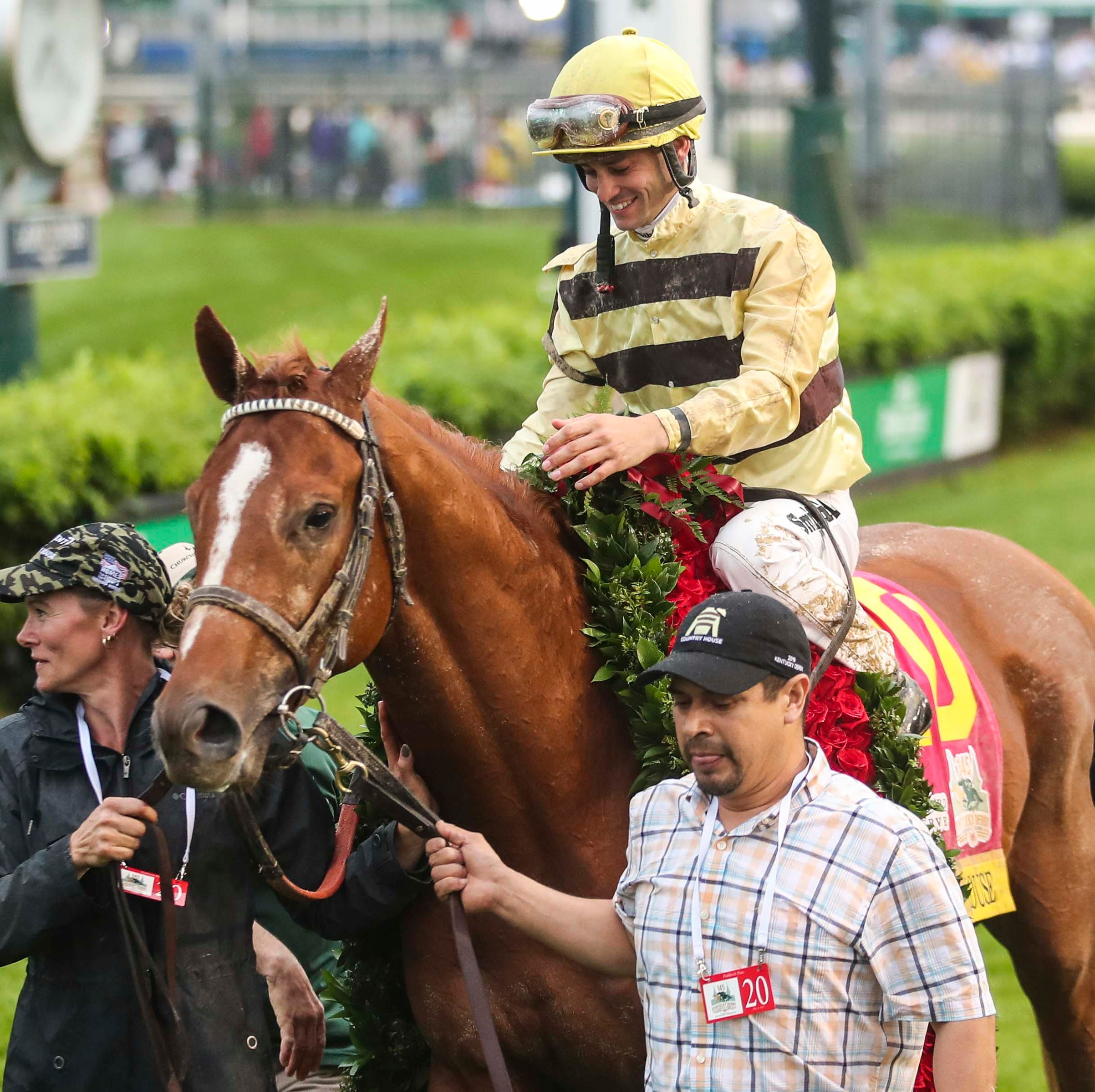 Country House's Kentucky Derby win ranks among biggest upsets in sport's history