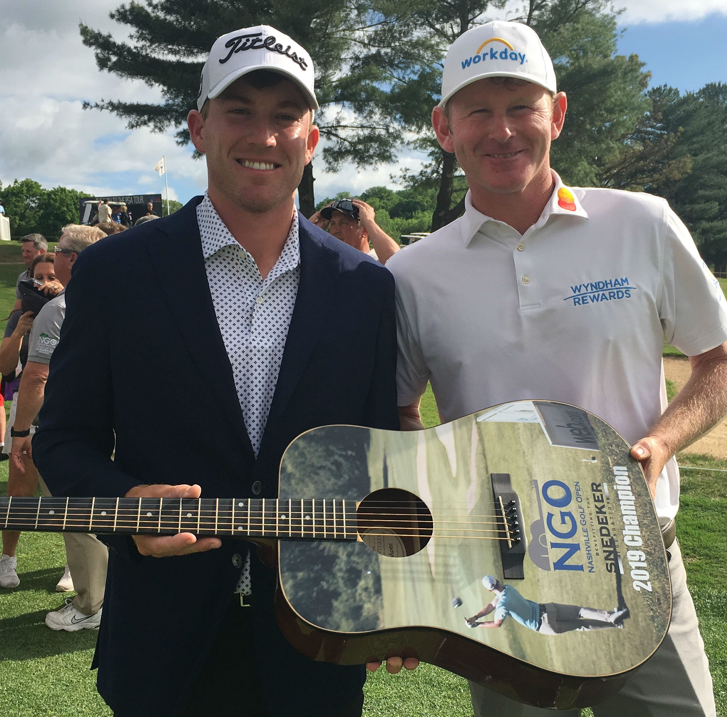 Robby Shelton overcomes horrendous start to win Nashville Golf Open in a playoff