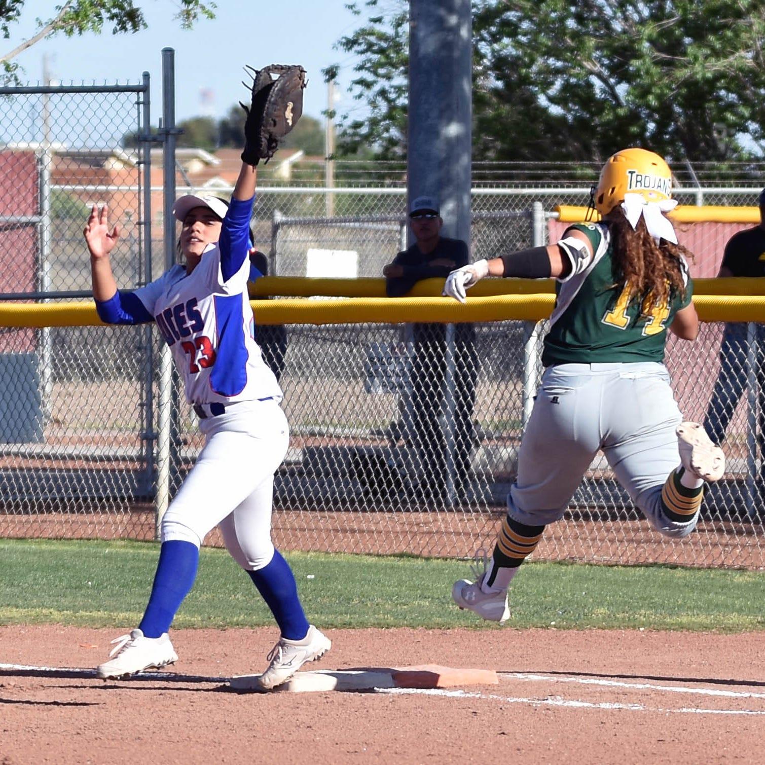 Oñate softball seeded No. 4, Centennial baseball No. 2 in big school state tournament