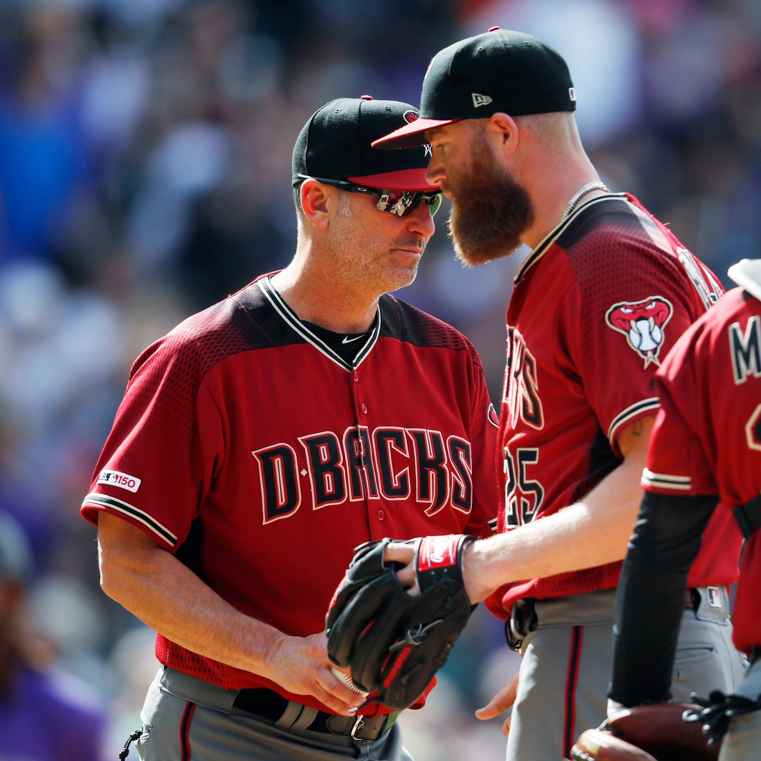 Diamondbacks' stunning loss to Rockies shines light on bullpen's validity