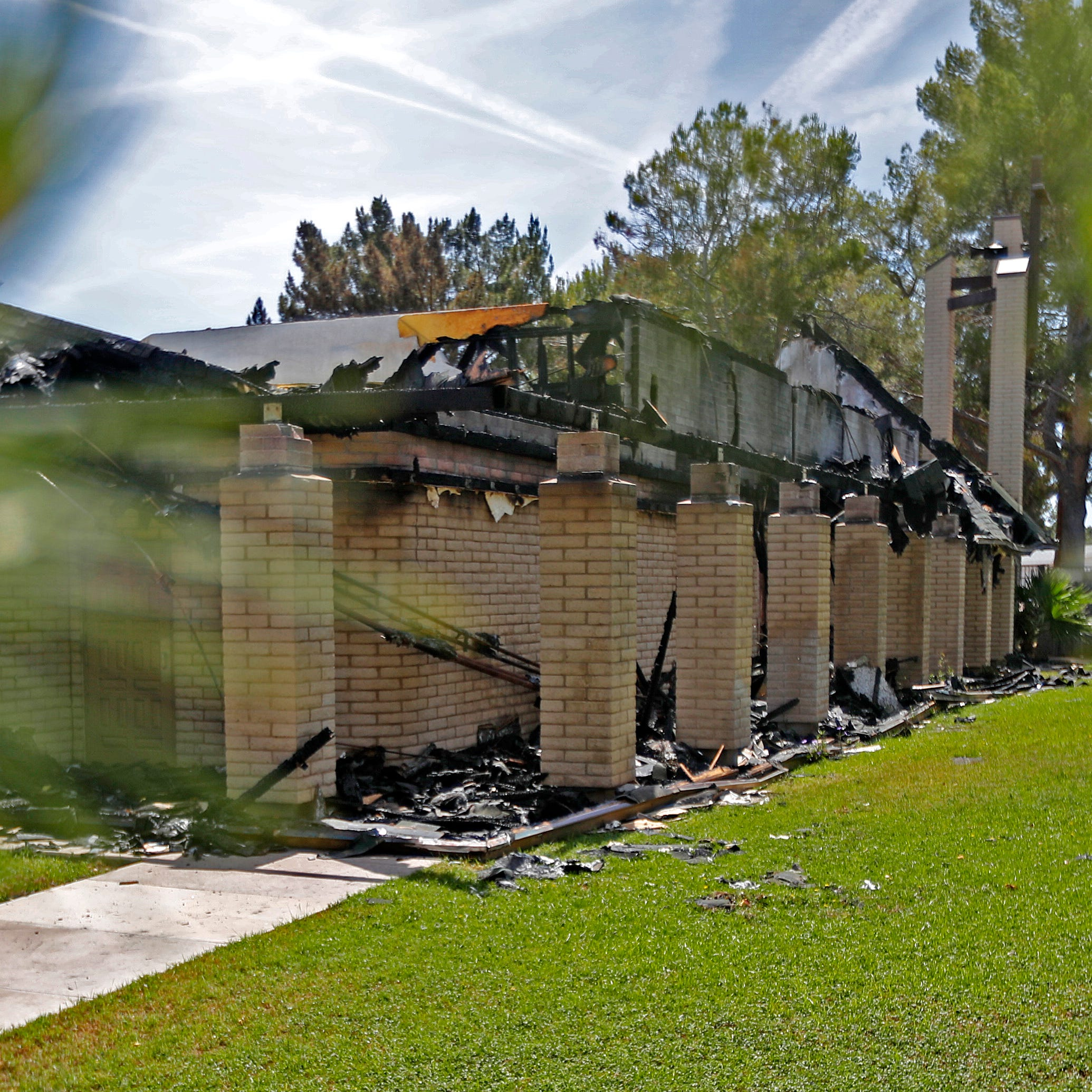 St. Joseph Catholic Church fire appears accidental, but investigation ongoing, Phoenix fire officials say
