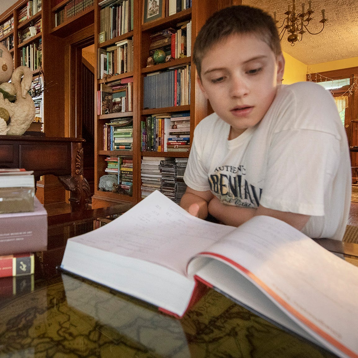 Red Lion 12-year-old will juggle college and elementary school