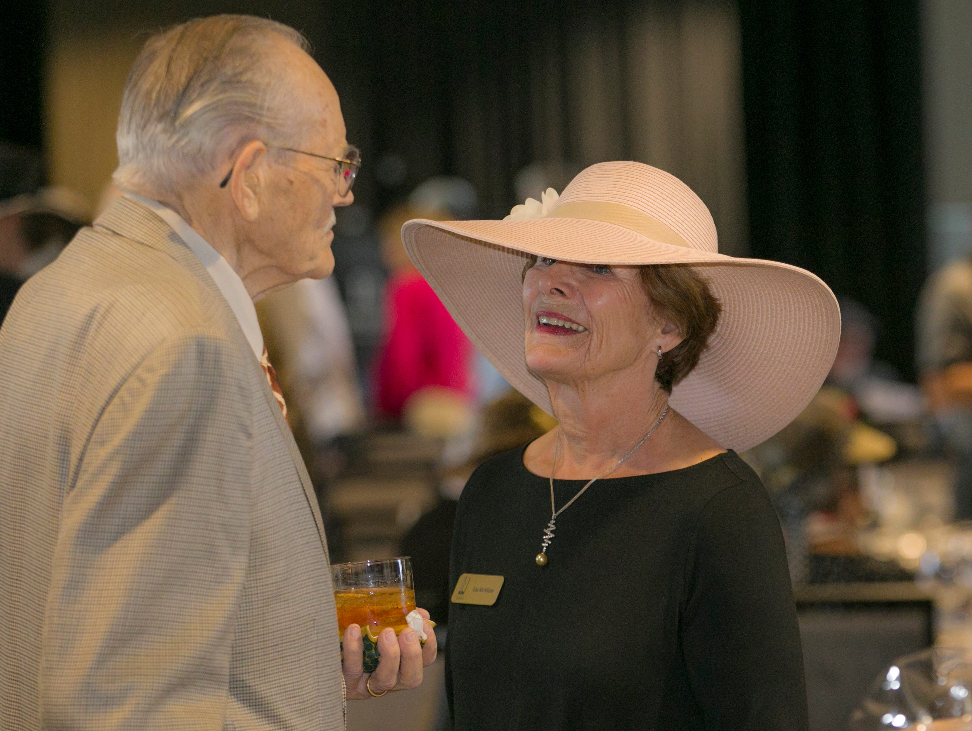 A photograph taken during the Derby Day fundraiser for the Reno Chamber Orchestra at the Renaissance Reno on Saturday, May 4, 2019.