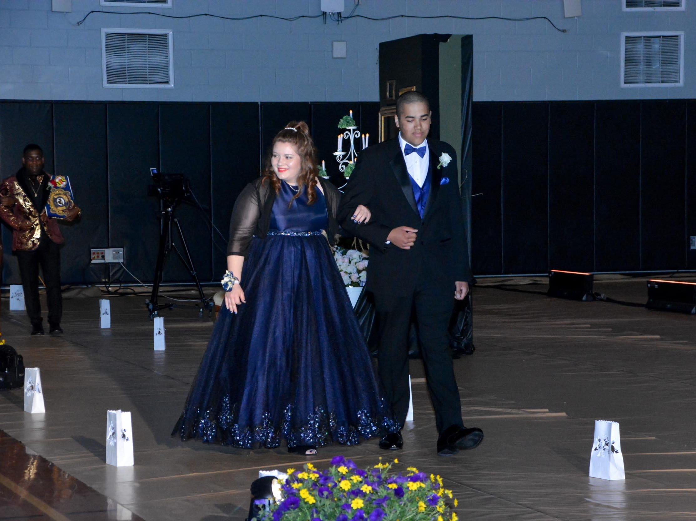 James M. Bennett held its 2019 Grand March at the High School on Saturday, May 4, 2019.