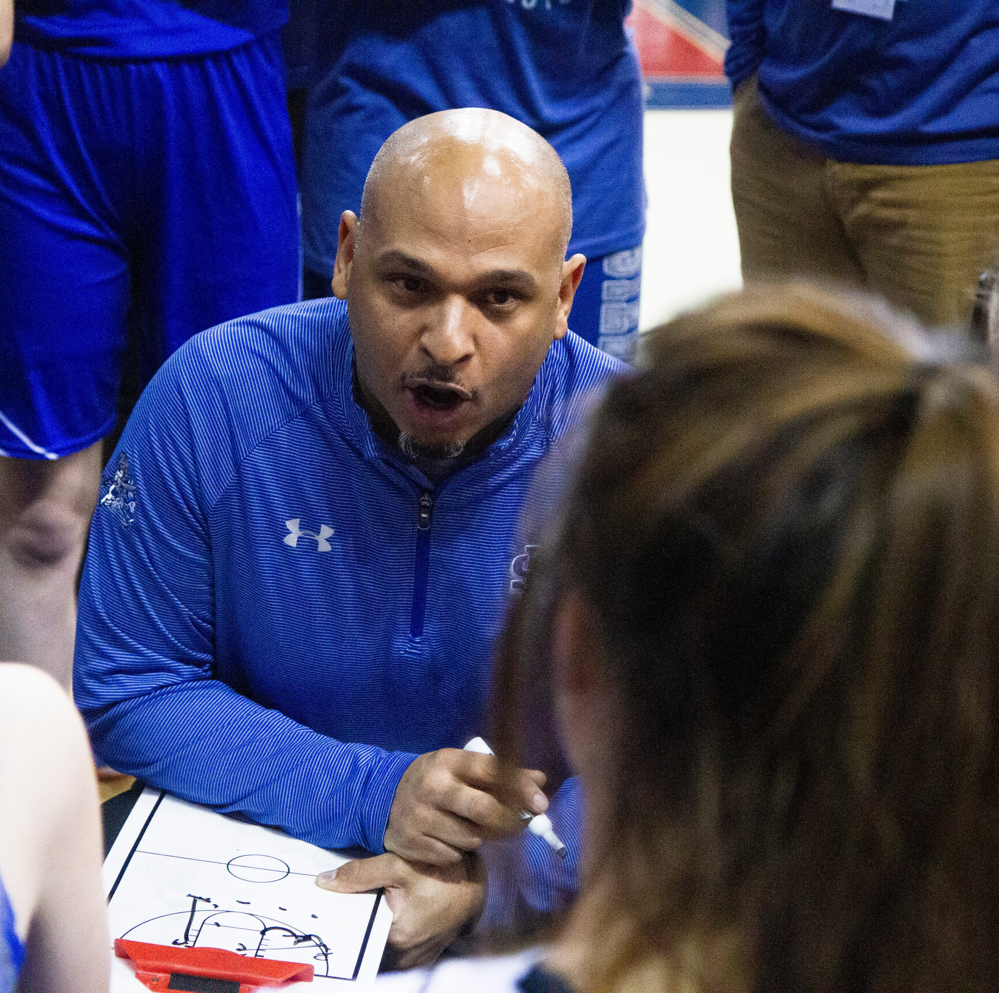 Michael Brooks reflects on decision to resign as Rapid City Stevens girls basketball coach