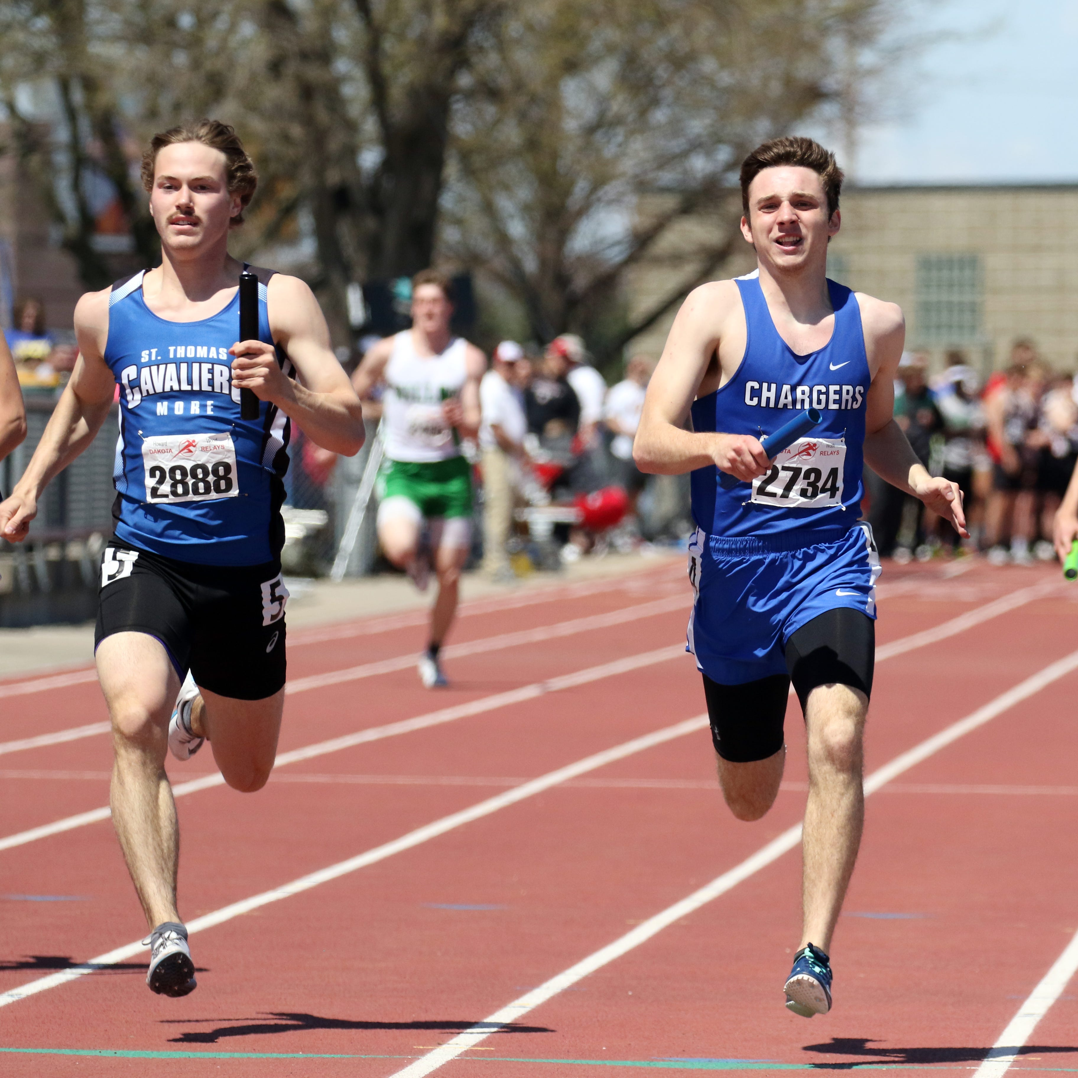 2019 South Dakota high school state track meet: Must-see boys events