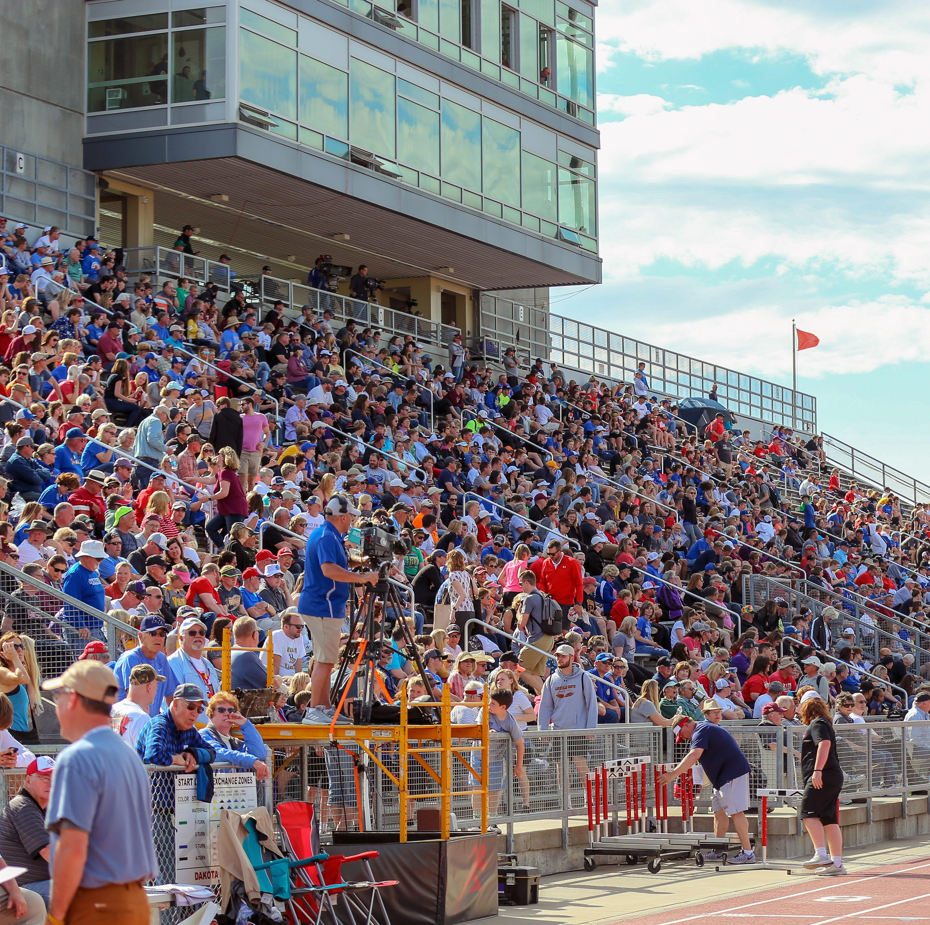 2019 South Dakota High School State Track and Field Meet: Complete schedule