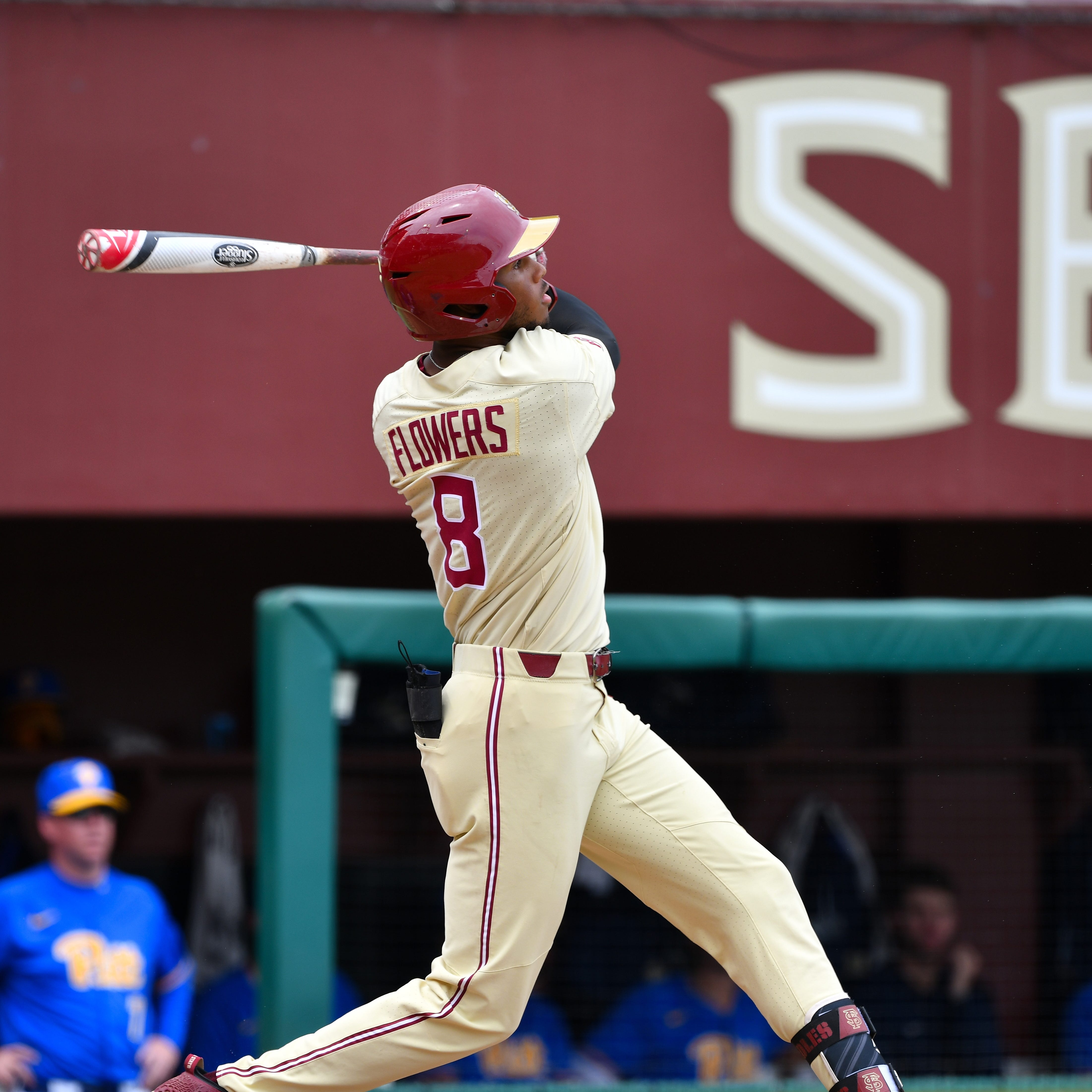 J.C. Flowers continues power surge as Florida State sweeps doubleheader over Pitt