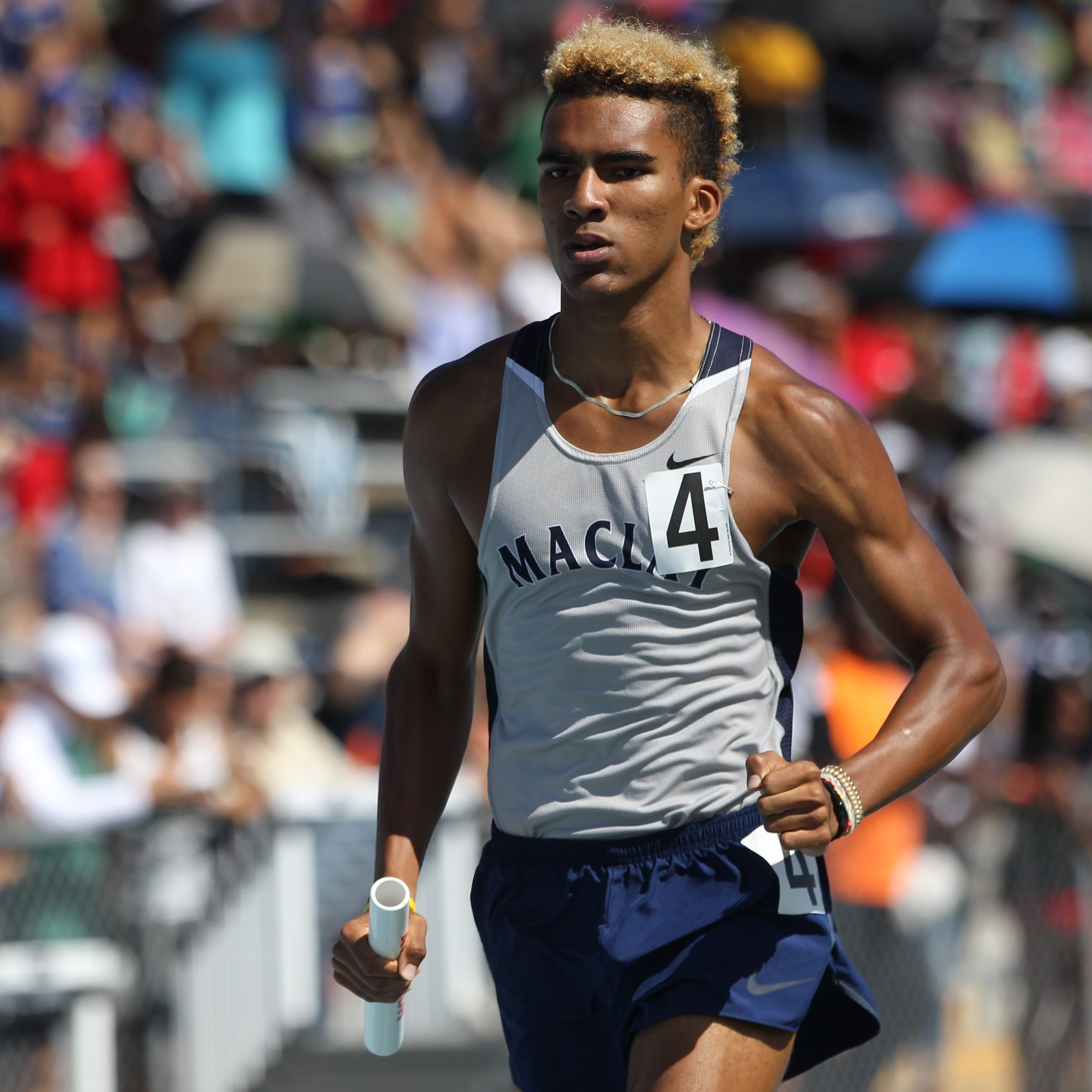 State track: Maclay double gold winner Brown among area's top performances