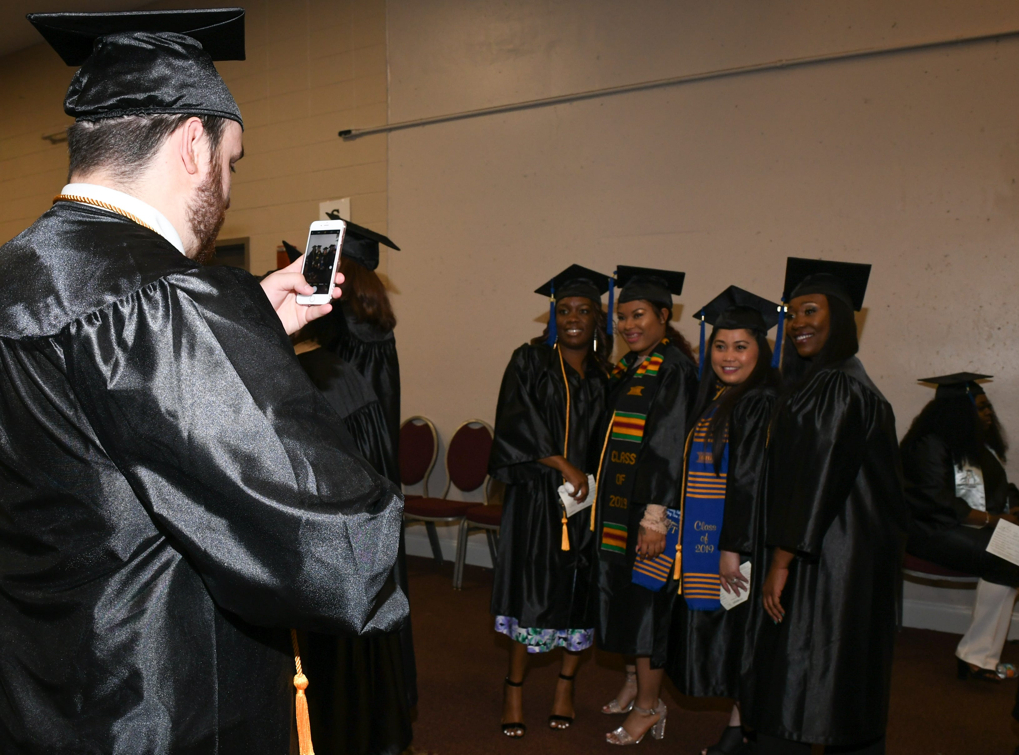 Tallahassee Community College hosted spring commencement at Donald L. Tucker Civic Center Saturday, May 4, 2019.