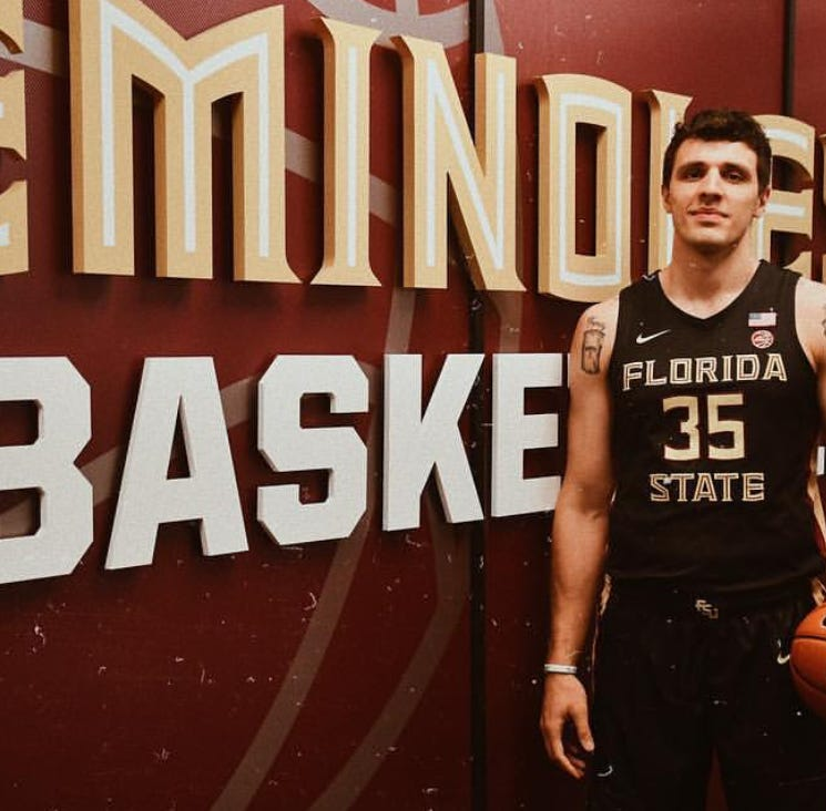 Florida State lands Ole Miss grad transfer Dominik Olejniczak