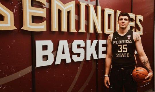 Ole Miss graduate transfer Dominik Olejniczak will finish his career at Florida State.