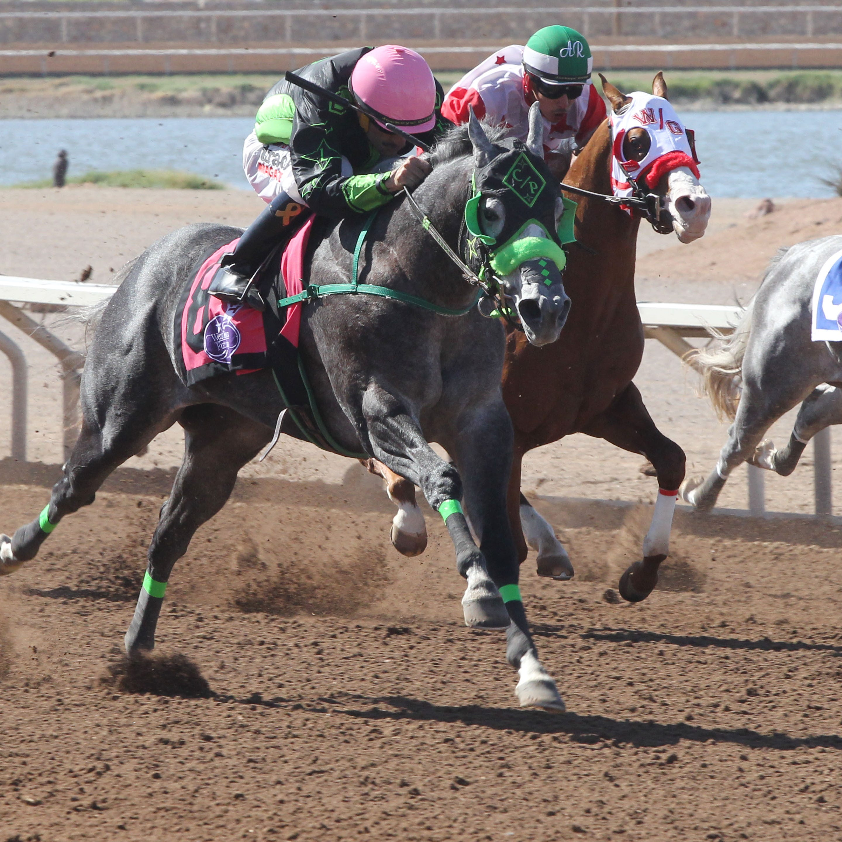 Perrys Secret wins Grade 2, West Texas Futurity at Sunland Park Racetrack