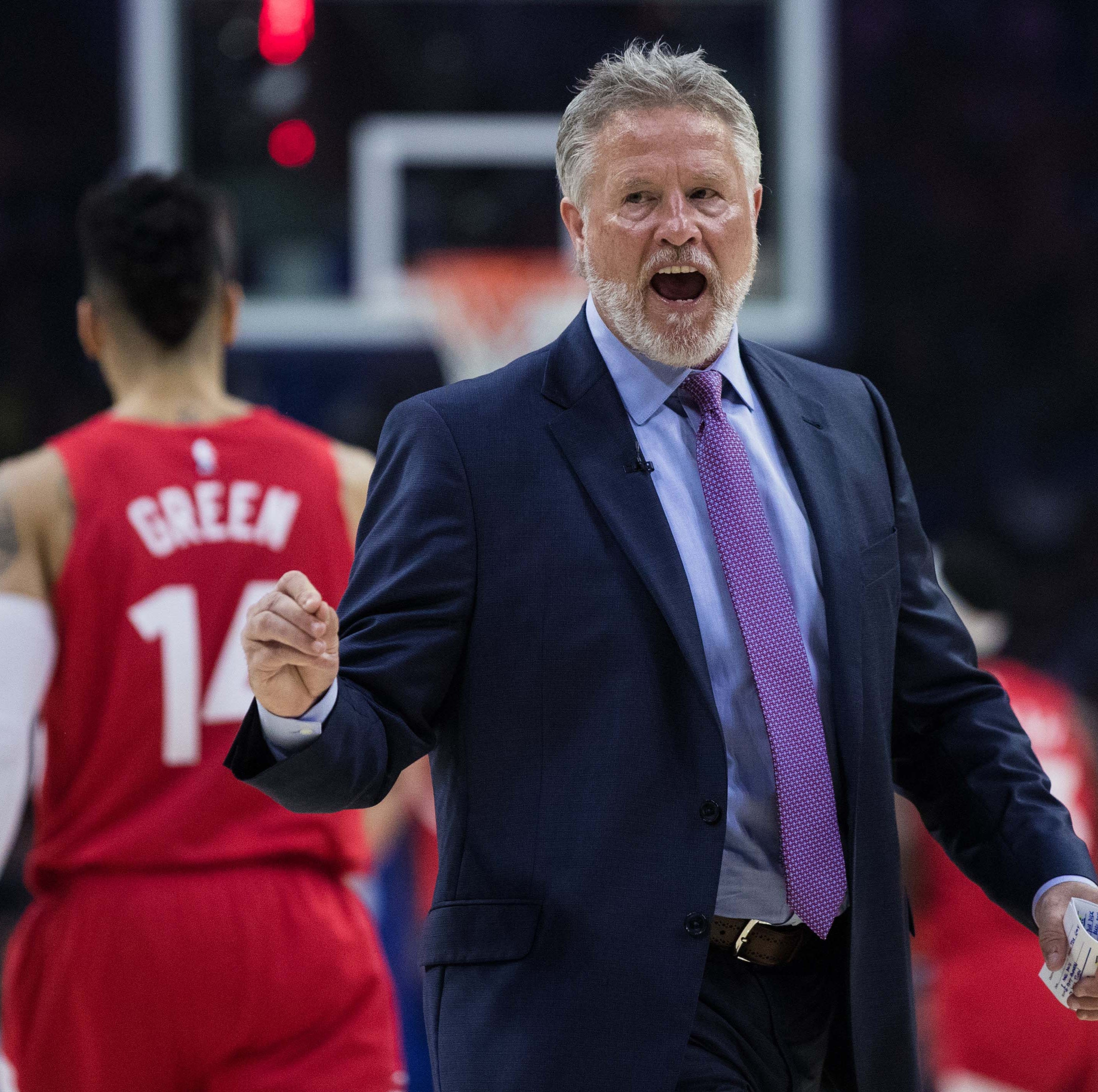 Are the Sixers trying to get Brett Brown fired?